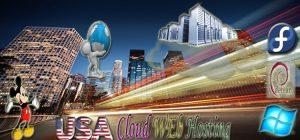 USA cloud hosting
