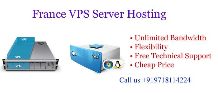 France VPS Server Hosting Company