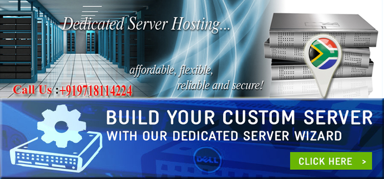 Africa Dedicated Server Hosting